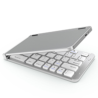 Foldable Bluetooth Keyboard