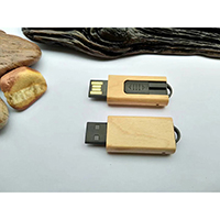 Wooden USB Flash